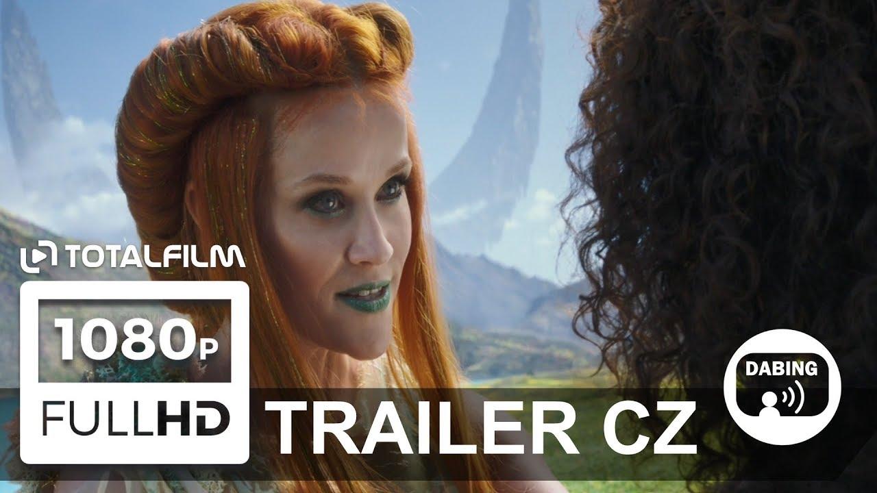 V pasti času (2018) CZ dabing HD trailer