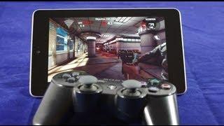 Как подключить и запустить любую игру с геймпадом на Android(, 2013-10-09T07:37:44.000Z)