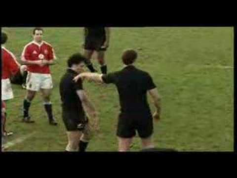 NEW: Lions vs All Blacks Last Man Standing(with commentary)