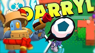 HOW TO DARRYL in BRAWL STARS