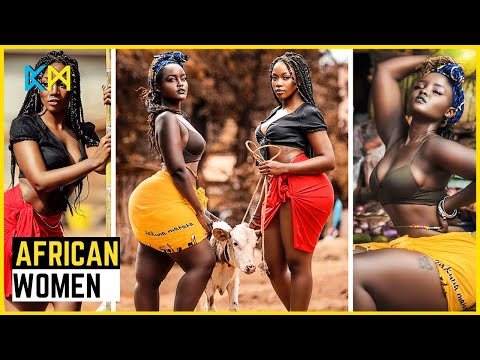 Top 10 African Countries With The Most BEAUTIFUL Women (2021)