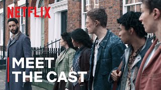The Irregulars | Meet the Cast | Netflix