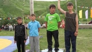 4-й детский Сабантуй - Малмыж в Чутае