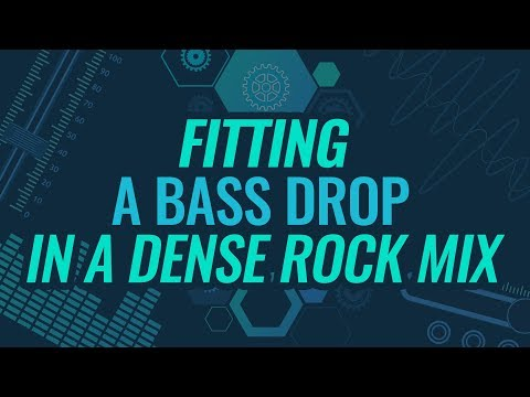 How to mix an 808 bass drop in a dense metal song w/ Beau Burchell of Saosin