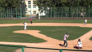 russtar vs beavers - top 4th - (8/18) - 28.08.2011