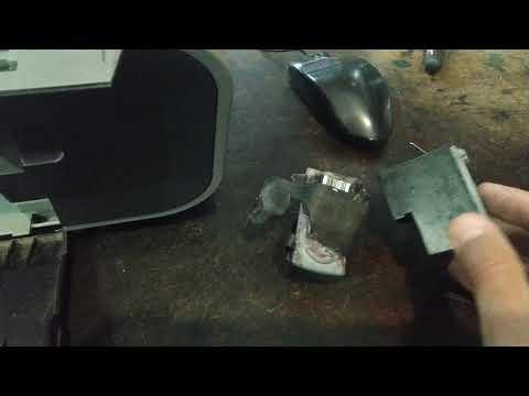 Canon MP160 самостоятельное обслуживание и ремонт