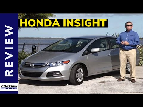 Honda Insight Hybrid Review (2010) - AutosForSale