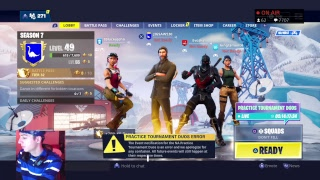 FORTNITE PS4 LIVE DUBS WITH SUBS
