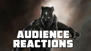 Black Panther {SPOILERS}: Audience Reactions | February 15, 2018