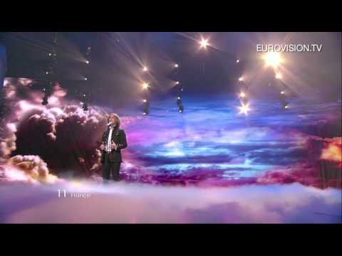 Amaury Vassili - Sognu (France) - Live - 2011 Eurovision Song Contest Final