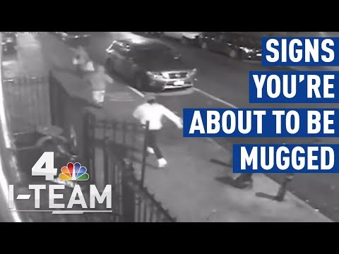 Warning Signs You're About To Be Mugged