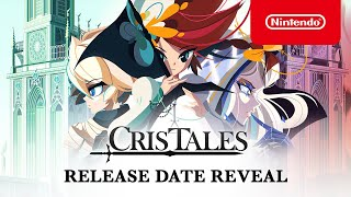 Cris Tales - Release Date Announcement Trailer - Nintendo Switch