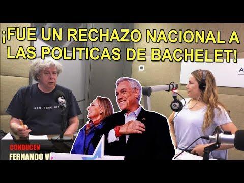 "Fernando Villegas y el triunfo de Sebastian Piñera: ""Chile le dijo que no a Bachelet"" (18/12/2017)"