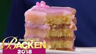 FINALE: Mini Kuchen Petit Fours | Verkostung | Das große Backen 2018 | SAT.1 TV