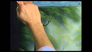 Bob Ross - Malerei Schatten Teich - Malerei Video