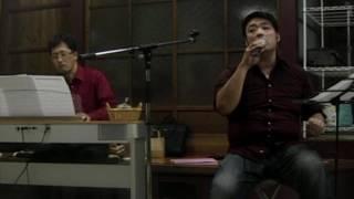 7/9 コミュニティスペース「気になる木 JUJU」さん 満月BARにて 歌:山...