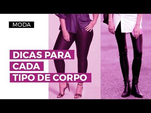 DICAS DE MODA PARA CADA TIPO DE CORPO | Camila Gaio