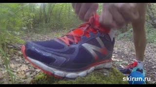 Тест кроссовок New Balance 1080v5