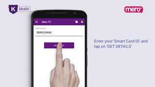 Gambar cover How to pay Mero tv bills