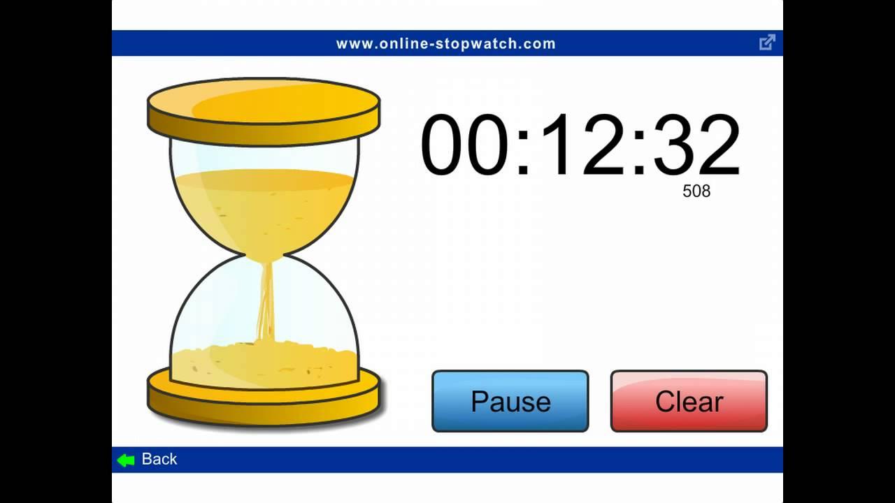 1 min timer online