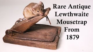 140-year-old-lewthwaite-mousetrap-from-1879-rare-antique-mouse-trap-mousetrap-monday