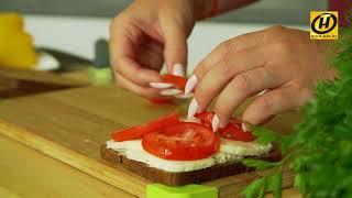 Сэндвич с паштетом: диетическое питание, рецепт