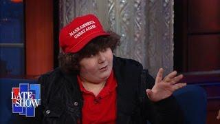 The Return of Timmy Jenkins, AKA Trump Bully Kid