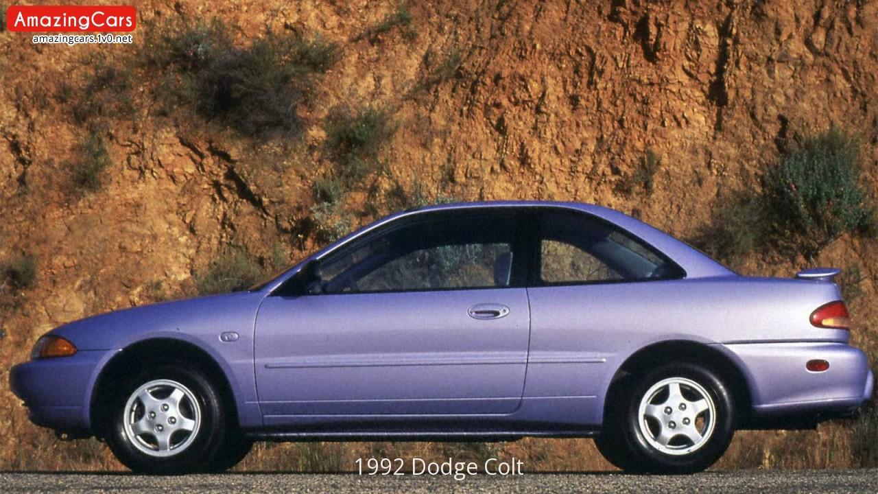 1992 Dodge Colt