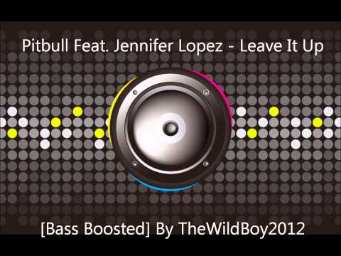 Jennifer Lopez Feat. Pitbull - Live It Up [Bass Boosted] [HD]