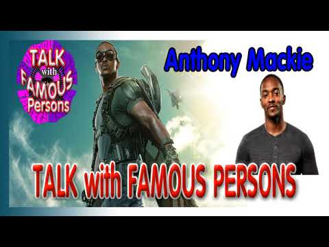 Comedy - Nerdist Podcast - Episode #06 : Anthony Mackie - Talk with Celebrity