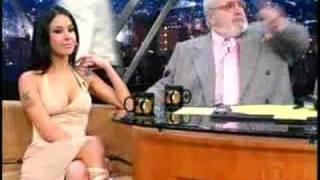 Jô Soares entrevista Monica Mattos (Parte 1 de 2)