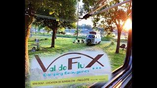Mit dem Wohnmobil entlang der Loire: Camping VAL DE FLUX