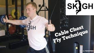 Dumbbell Chest Fly [SKIGH Training EP. 7]