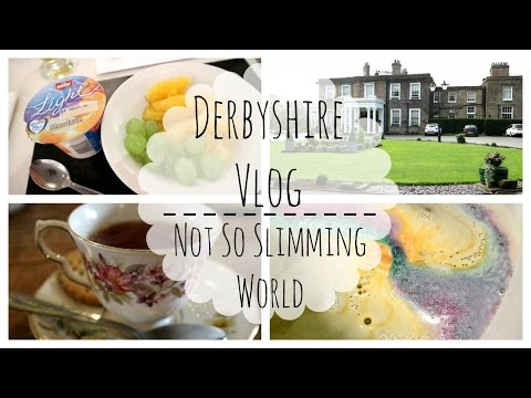 Our Trip to Derbyshire | Not So Slimming World | Babymoon Vlog