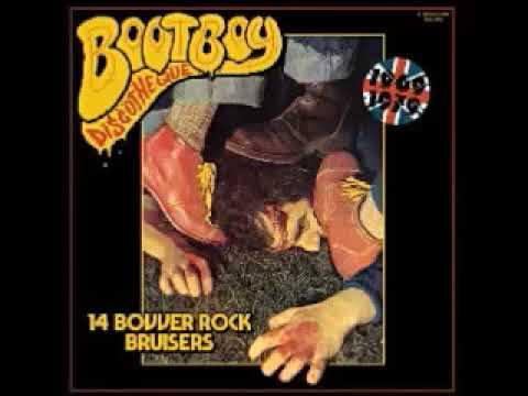 Various – Bootboy Discotheque (14 Bovver Rock Bruisers) 60's 70's Pub Rock Psychedelic Acid Music LP