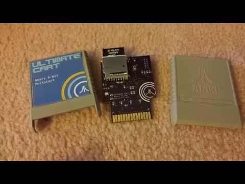 Ultimate 8-bit Multicart