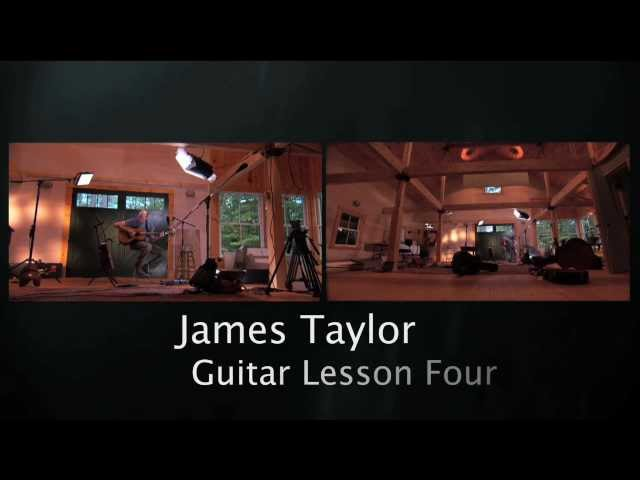 Lesson James Taylor Teaches Us How To Play Fire And Rain