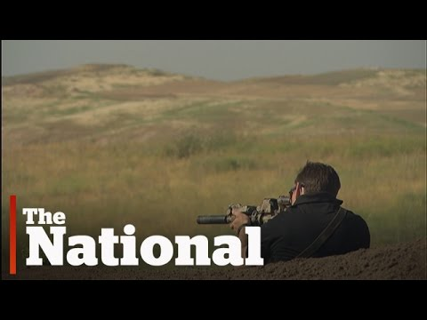 Canadian Soldiers Fight ISIS in Iraq