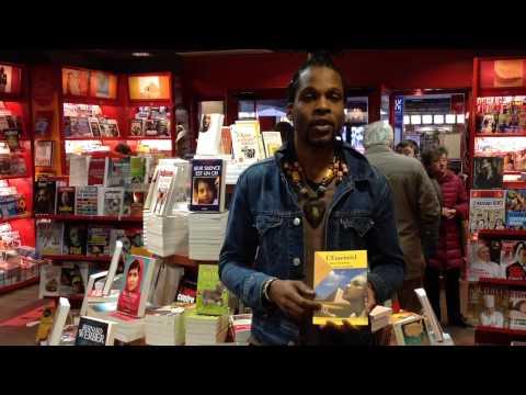 Interview de David ANDREW le jeudi 28 octobre 2013 à la Librairie Payot Montparnasse 2.0