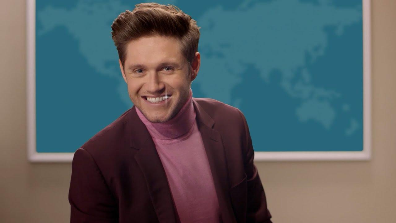 Niall Horan Announcing Heartbreak Weather Watch Youtube