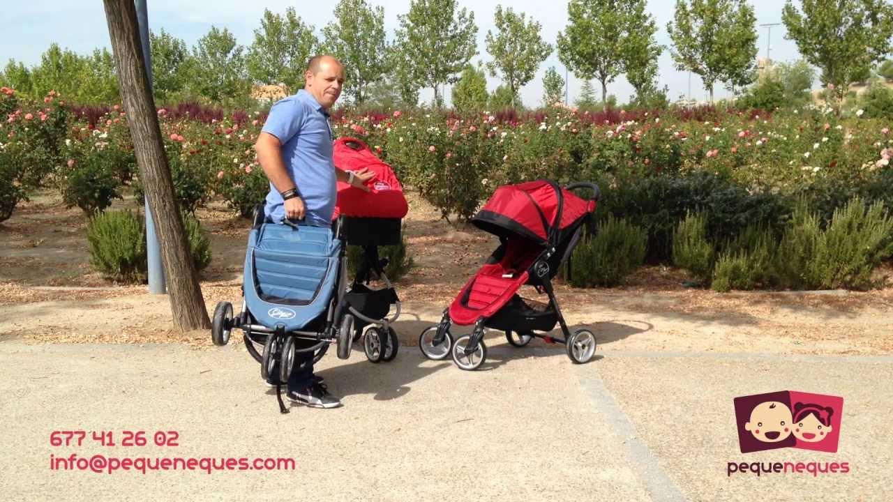 Baby Jogger City Mini 3 Y 4