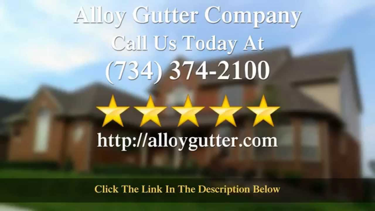 Alloy Gutter Company Taylor Michigan 5 Star Review By Jerry J