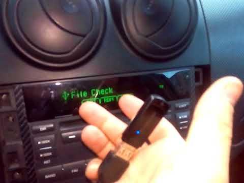 Штатная Магнитола Шевроле с USB
