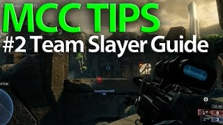 Halo MCC Tips #2 Team Slayer Guide | Halo Tips & Tricks 60fps