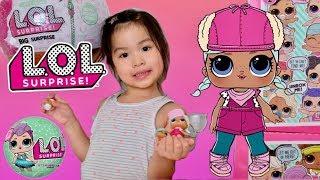 ЛОЛ Сюрприз лялька Бррр Б. Б. дитяча клубі chillout серії 2 Хвиля 2 Австралія - огляд іграшки Super з