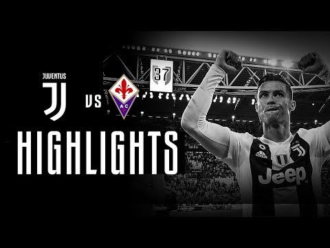 HIGHLIGHTS: Juventus vs Fiorentina - 2-1 - The Bianconeri seal the Scudetto!