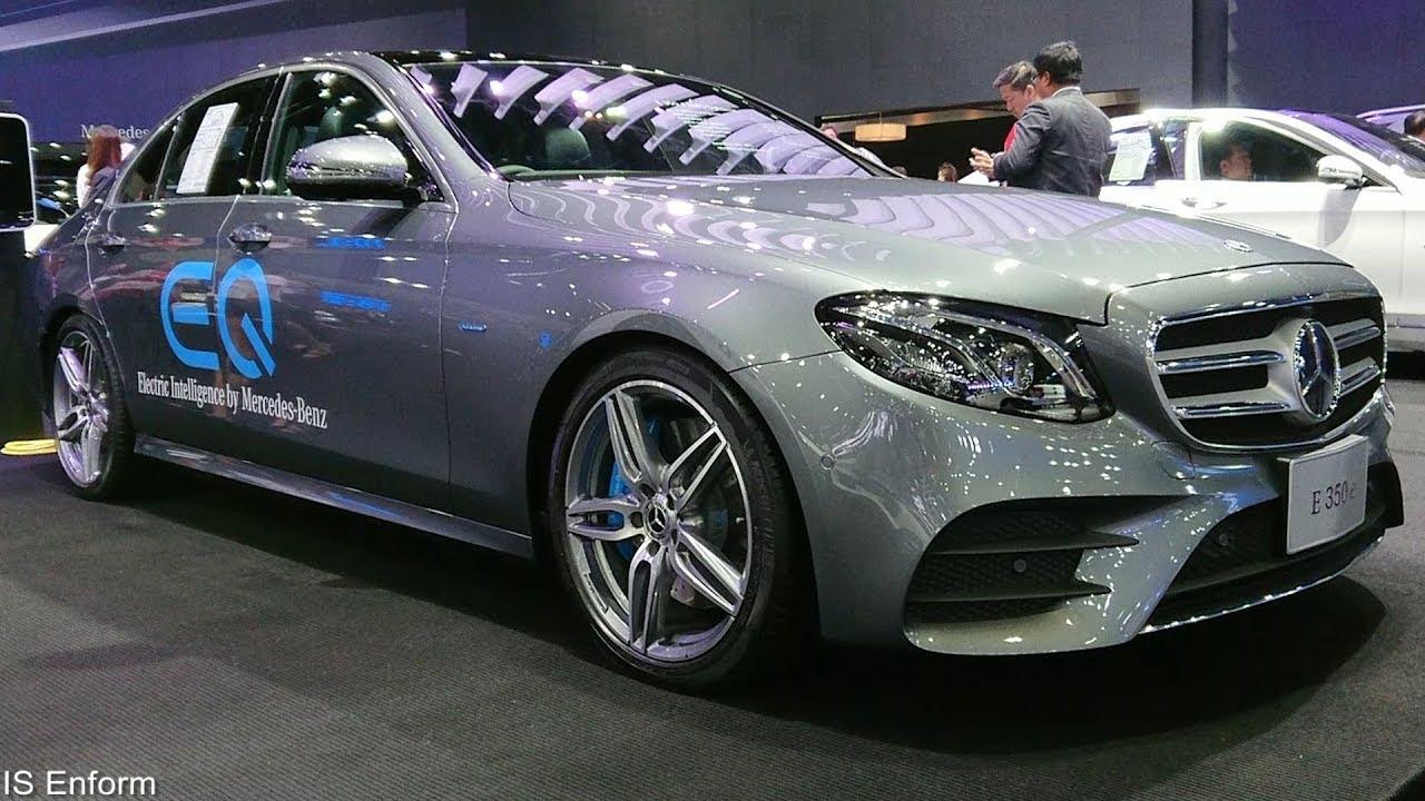 Mercedes-Benz E350 AMG Line Plug-in Hybrid