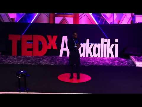My Economic Formula for a Better Africa    Otubo Victor   TEDxAbakaliki
