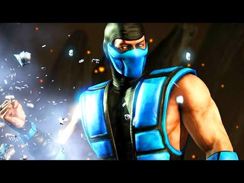 Mortal Kombat X: How To Play Sub Zero (Cryomancer) - Most Damaging Combos & Tips