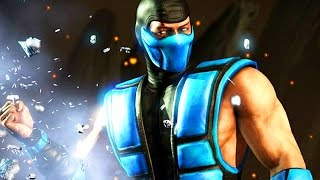 Download Video Mortal Kombat X: How To Play Sub Zero (Cryomancer) - Most Damaging Combos & Tips MP3 3GP MP4